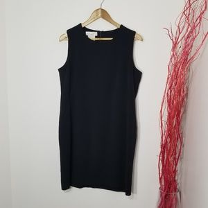 Lana Lee Petite | Little Black Sleeveless Dress